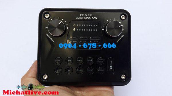 Soundcard HF6000 3