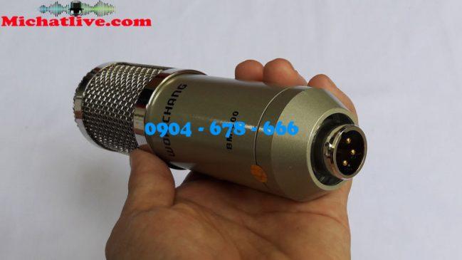 Bộ hát live stream Sound Card V8 - Míc BM900 ( ảnh 3 )