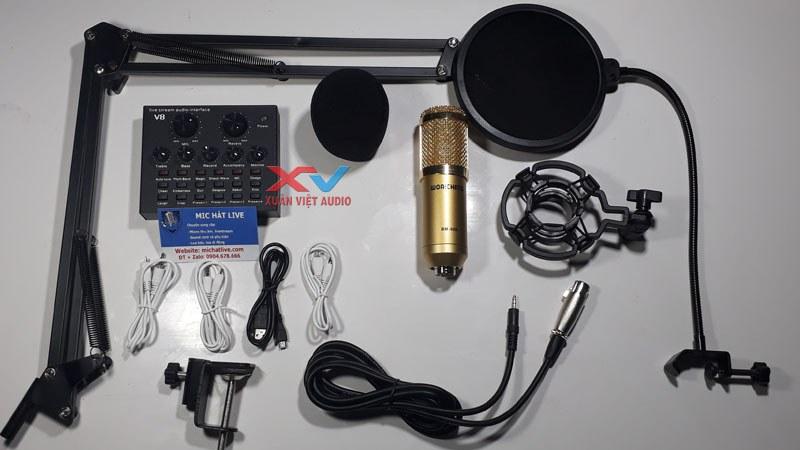 Combo Sound Card V8 BM900