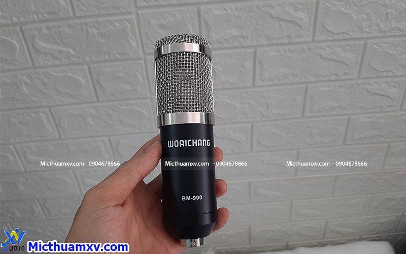Mic thu âm bm900 giá rẻ