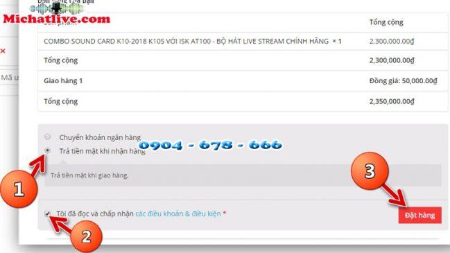 Hướng dẫn đặt hàng trên website - ảnh 7