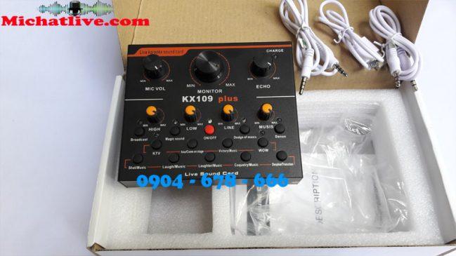 Sound card KX109