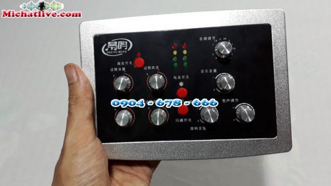 Sound Card HF5000 Pro - có nhiều tông autotune