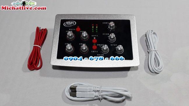 Sound Card HF5000 Pro