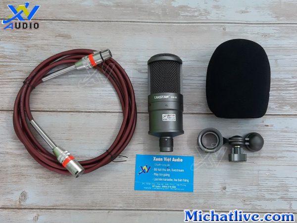 Trọn bộ mic SM 8B