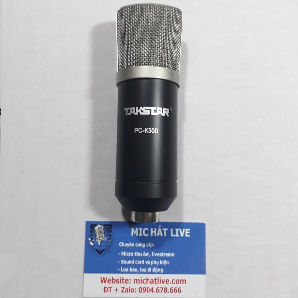 Micro livestream PC K500