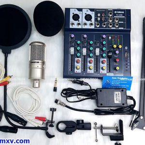 Trọn bộ mixer F4 PC K200