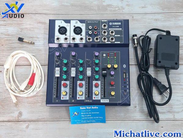 Mixer Yamahe F4 Usb