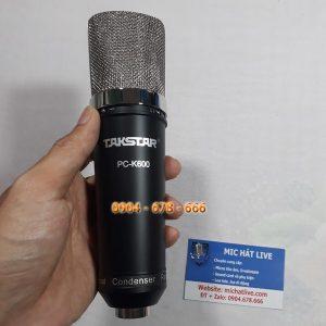 micro-takstar-pc-k600