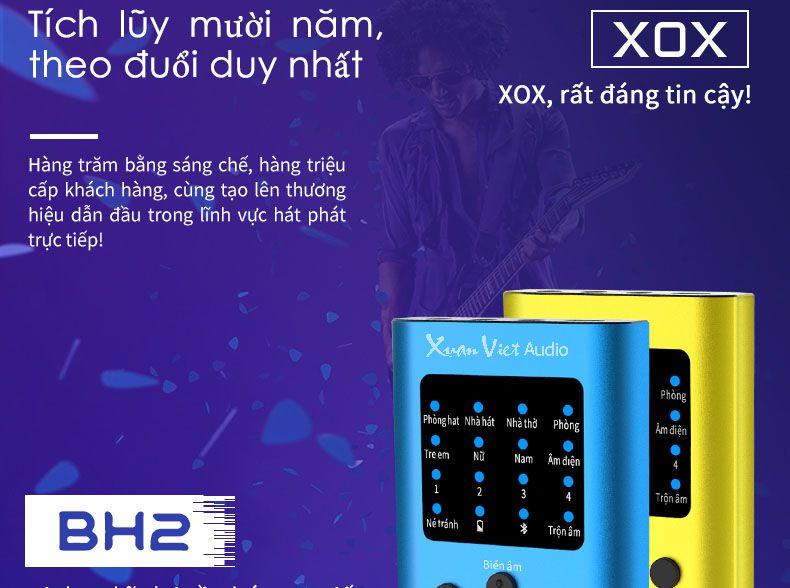 Khẳng định thương hiệu XOX