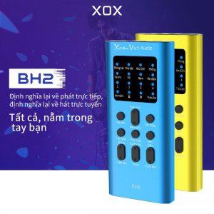 Sound card XOX BH2