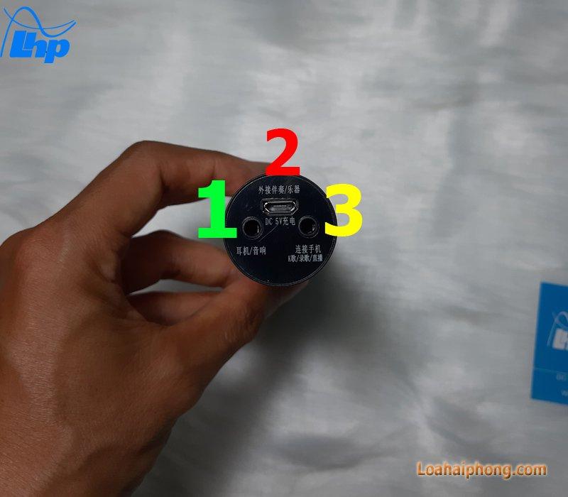 Cổng kết nối micro C7