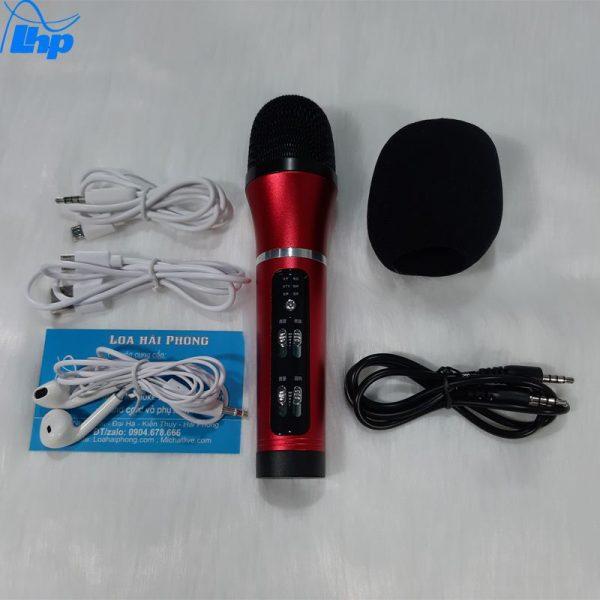 Trọn bộ Micro livestream giá rẻ C25