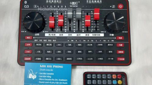 sound Autotune card G3