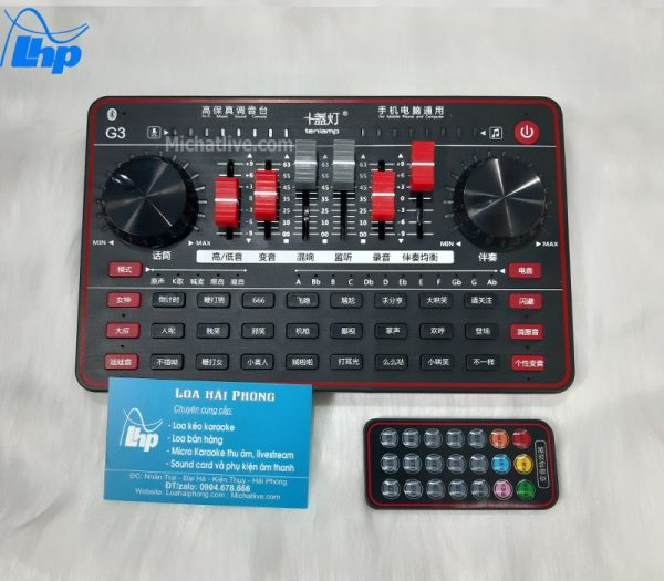 sound Autotune card G3
