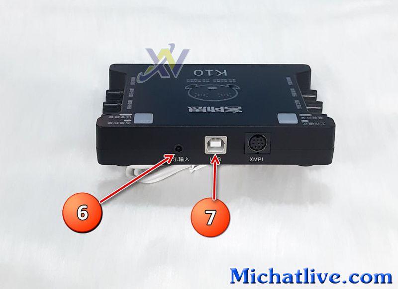 cách lắp sound card k10- a2