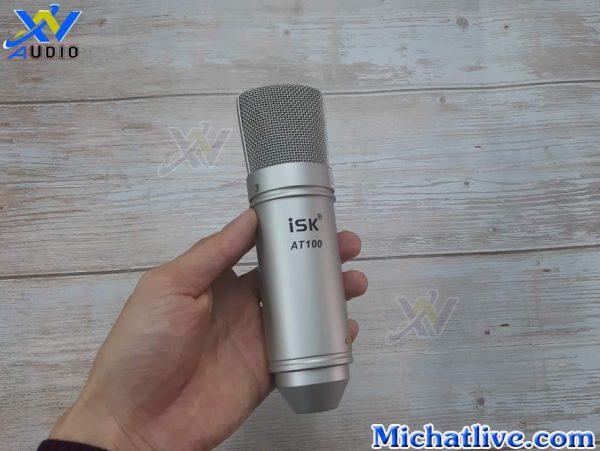 Micro livestream AT100