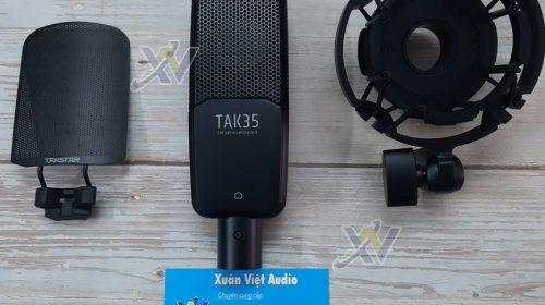 Micro tak35 và phụ kiện