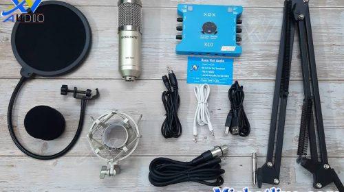 Bộ k10 2020 micro bm900