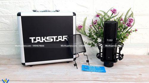 Micro thu âm cao cấp PC K850