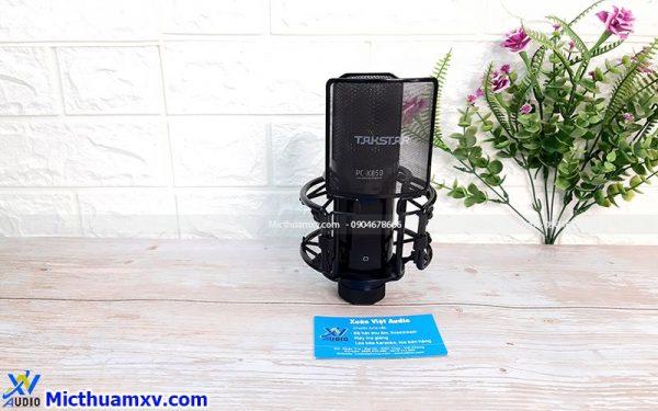 Micro livestream PC K850