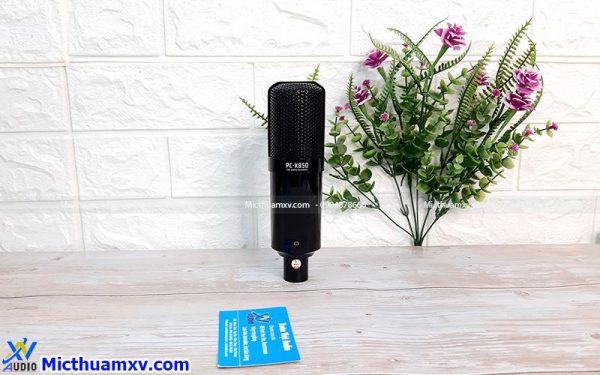 Micro thu âm PC K850