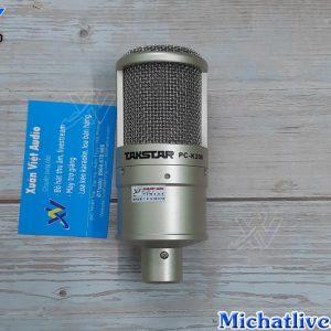 Micro thu am PC K200