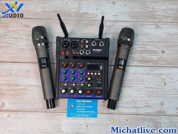 bo mixer yamaha g4 usb
