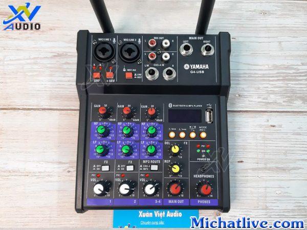 mixer g4 usb