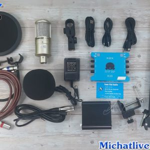 combo sound card k10 2020 micro pc k200
