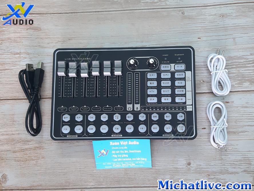 sound card h9