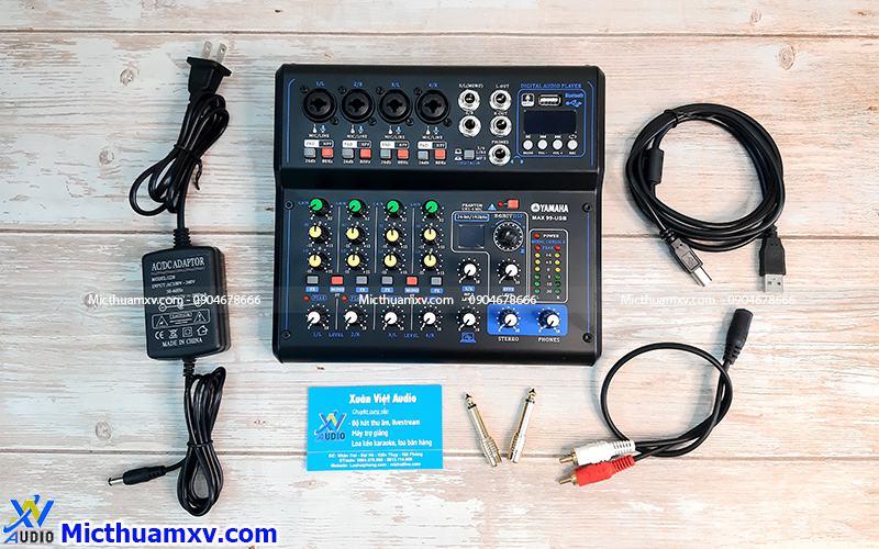 Bộ Mixer mini Max 99