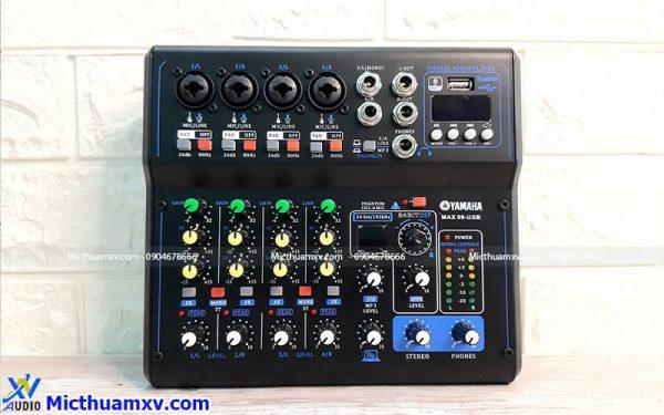 Mixer Yamaha Max 99 usb